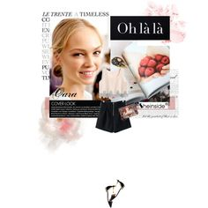 """""""She smiled at me"""" by black-rose-oara on Polyvore"""