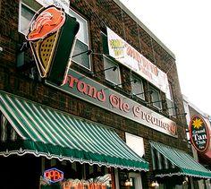 Yum...ice cream is my favorite!