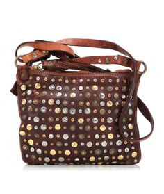 Campomaggi Lavata Shoulder Bag C1410VL-1702