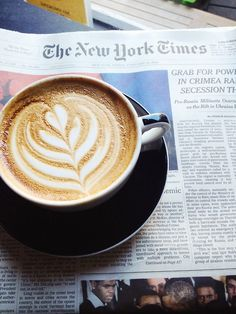 Coffee   New York Times
