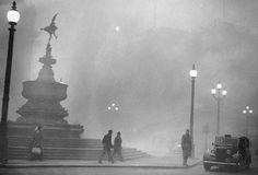Killer London Fog Of 1952 - Worst Air Pollution Event In European History