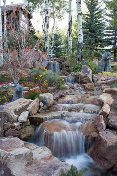 17 Spectacular Rustic Landscape Designs That Will Leave You Breathless #RusticLandscape