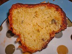 Gugelhupf mit Kürbiskernkrokant