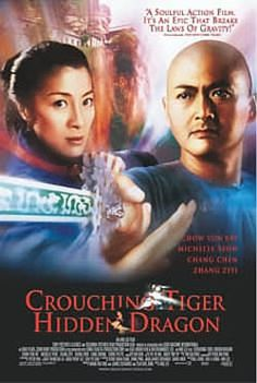 Crouching Tiger, Hidden Dragon. A film by Ang Lee.