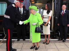 Meghan Markle and Queen Elizabeth Step Out Together for First Time