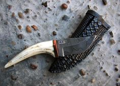 Three san mai / stag / copper knives - The Knife Network Forums : Knife Making Discussions