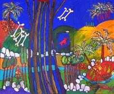 Salgo a caminar - Pablo Goldenberg. Pintor y Artista Visual Chileno