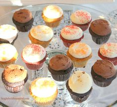cupcakes    dinner party tips