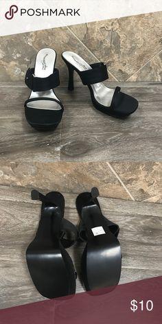 Black Stiletto 9.5 Somethin' Else from Skechers Black Stiletto 9.5 Somethin' Else from Skecher's Shoes Heels
