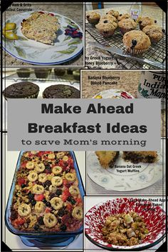 Make Ahead Breakfast