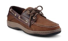 Sperry men's Billfish- function and style meet comfort in one of Sperry's most popular shoes.