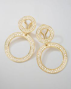 shopstyle.com: Ippolita Stardust Open Snowman Clip Earrings