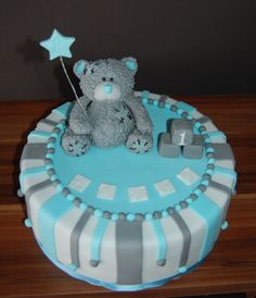 Me To You Bear Cake on Cake Central