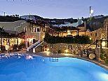 Villa in Exo Gonia, Santorini, Cyclades Islands, Greek Islands, Greece