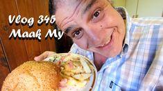 Vlog 345 Maak My Dag Kyk Die Vlog - The Daily Vlogger in Afrikaans 2018 Afrikaans, Ethnic Recipes, Food, Essen, Meals, Yemek, Eten