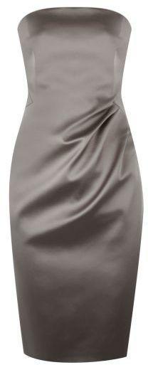 Pin for Later: Die 50 schönsten Kleider für deinen Abiball  bee°91 Kleid Silber-Grau (ursprünglich 180 €, jetzt 100 €)