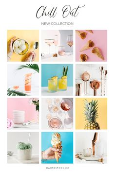 Seasonal Stock Images for your Summer Sales and Social Media We've combined two of our favourite summer treats — cocktails and ice cream — in a bright & fun collection of images that are perfect for your summer social media posts and promotional graphics! Instagram Feed Layout, Instagram Grid, Ig Feed Ideas, Feed Insta, Photos Free, Web Design, Social Media Design, Creations, Stock Photos