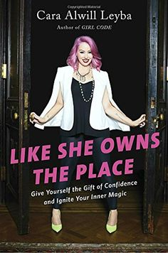 Like She Owns the Place: Give Yourself the Gift of Confid... https://smile.amazon.com/dp/0525533109/ref=cm_sw_r_pi_dp_U_x_4eEVCb5VBD2A4