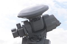 Three-axis tracking mount with fully coherent monopulse X-band radar, TV camera and optional IR camera and laser range finder. - Image - Naval Technology