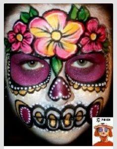 Awesome mask but freaky eyes