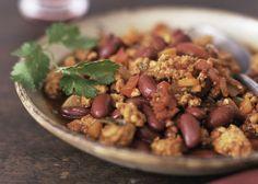 Vegan Tempeh Chili Recipe