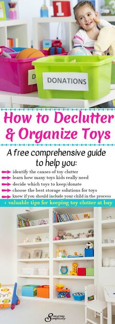 toy storage ideas | how to declutter toys | how to organize toys | how to keep toys from taking over your home | too many toys | DIY toy organization via @CherylLemily