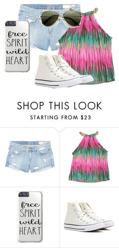 """""""Untitled #72"""" by smileforever1654 ❤ liked on Polyvore featuring rag & bone/JEAN, Milly, Converse and polyvorecontest"""
