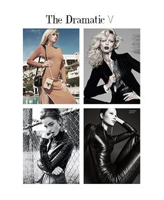 Some examples of The Dramatic Style Archetype.