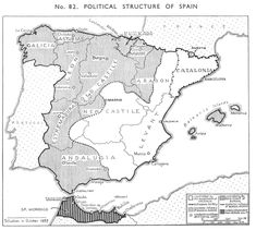The Spanish Civil War, situation on the ground in Scanned from a contemporary political Posted by /u/BlackJackKetchum to /r/mapporn [SFW]