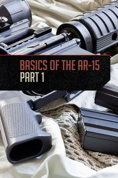 AR-15 Basics: A Guide to the AR-15 Platform by Gun Carrier at http://guncarrier.com/guide-to-the-ar-15-platform/