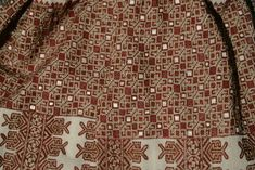 Diy And Crafts, Folk, Embroidery, Costume, Needlepoint, Popular, Forks, Costumes, Folk Music