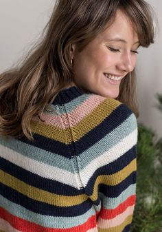 Drops Design, Knitting Projects, Men Sweater, Knit Sweaters, Free Pattern, Knit Crochet, Casual Outfits, Stripes, Turtle Neck