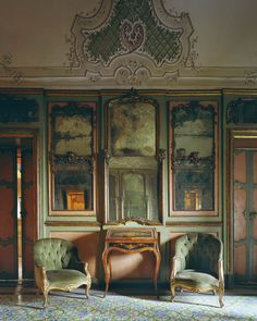 *ROCOCO REVISITED  Italy - Interior, Catania, Michael Eastman