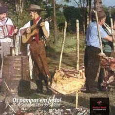 Os pampas em festa! 20/09 - Dia do Gaúcho  #DiaDoGaúcho #Gaúcho #PampasEmFesta