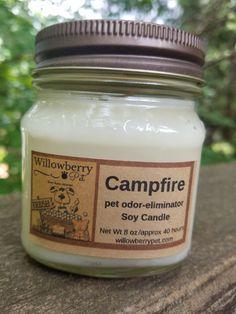 Pet Odor Candles, Pet Odor Eliminator, Pet Odors, Soy Candles, Coconut Oil, Jar, Fresh, Pets, Food