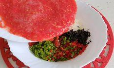 Antakya'nın Vazgeçilmezi Kahvaltılık Meze Tarifi Food And Drink, Fish, Meat, Turkish Cuisine, Pisces