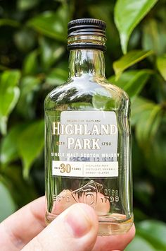 m002 - Highland Park 30yo