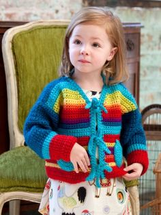 Over The Rainbow | Yarn | Free Knitting Patterns | Crochet Patterns | Yarnspirations