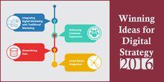 Winning Ideas for Digital Strategy 2016