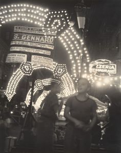 new york bright lights- 70's