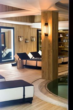 Discover your inner balance at our Thalasso Spa Center!