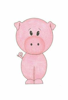 Daily freebie 2 9 15 miss kate cuttables cute valentine pig little pig illustrated voltagebd Image collections