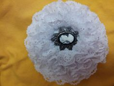 Check out this item in my Etsy shop https://www.etsy.com/listing/161395377/powder-puffmade-of-lace-and-beautiful