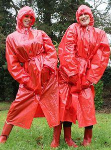 Vinyl Raincoat, Pvc Raincoat, Plastic Raincoat, Nylons, Rain Bonnet, Green Raincoat, Rubber Raincoats, Hooded Cloak, Raincoats For Women