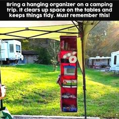 Camping hacks. When it comes to camping out of doors, much like everything else, there are always some great tips and camping hacks which will make the getaway a little easier, if not also down right more fun. #AwesomeCampingTips