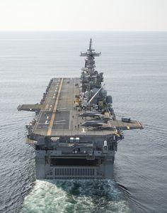 megazal:  F-35B Ship Trials Aboard the USS Wasp (via Lockheed Martin)
