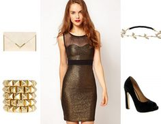 Bronze Fall Dresses To Wear To A Wedding Dress For Wedding Guest