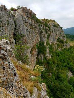 Dealul Cetății Cheile Nerei România