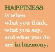 #happiness #harmony