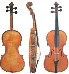 What makes the Smithsonian's Stradivarius violins so special?